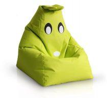 BUNNY a barátod gyermek babzsákfotel (Lime)