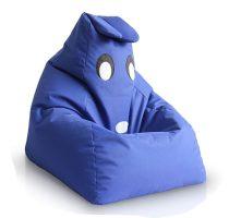 BUNNY a barátod gyermek babzsákfotel (Royal Blue)