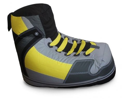 Cipő babzsák XL