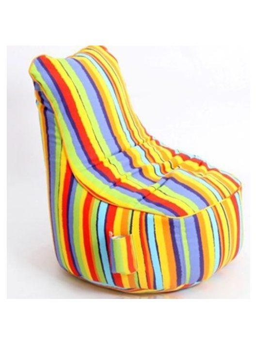 L Fotel (Színes)